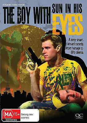 The Boy With Sun In His Eyes (DVD, 2010) * Todd Verow * Queer Cinema *