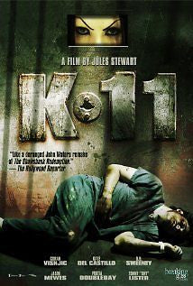 K-11  * Goran Visnji * (DVD, 2012 )  REGION 1 NEW