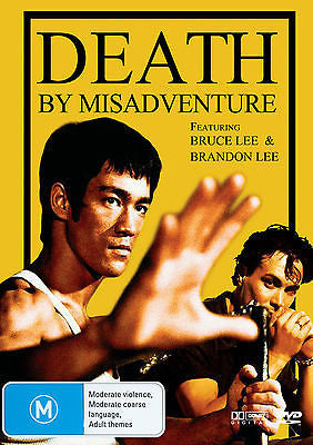 Bruce Lee Doco Pack: Death By Misadventure (1993) /  The Real Bruce Lee (1973)