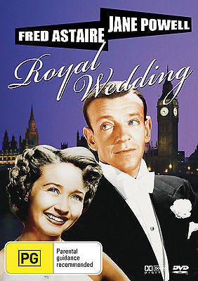Royal Wedding (1951) aka Wedding Bells * Classic  Fred Astaire Musical *