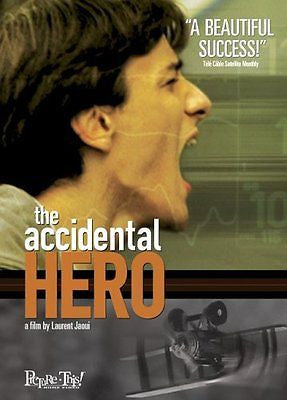 The Accidental Hero  * French with English Subtitles *( DVD)  REGION 1 NEW