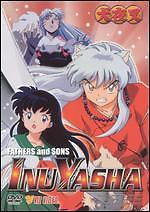 InuYasha - Vol. 3: Fathers and Sons (DVD, 2003) Anime *Region 1*