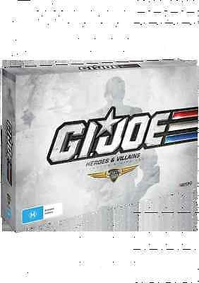 G.I. Joe - Complete Collection (DVD, 2014, 25-Disc Set) Like New