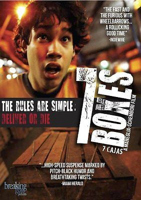 7 Boxes (DVD) REGION 1 NEW7 Boxes (DVD) REGION 1 NEW