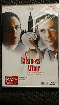A BUSINESS AFFAIR DVD