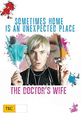 The Doctor's Wife (DVD, 2013) * Aussie Film * Queer Cinema *