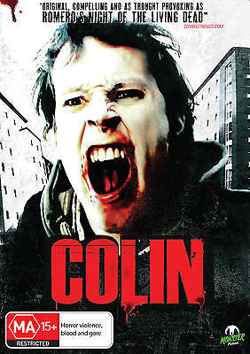 Colin (2008) + Extra Features * Zombie Movie * Monster Pictures *