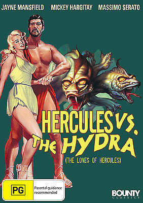 Hercules vs. the Hydra (1960) aka The Loves of Hercules
