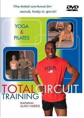 Total Circuit Training - Aerobics & Strength Conditioning (DVD, 2006)
