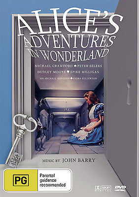 Alice's Adventures In Wonderland  * Michael Crawford * Dudley Moore *