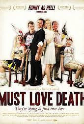 Must Love Death - Sami Loris, Manon Kahle, Jeff Burrell - DVD
