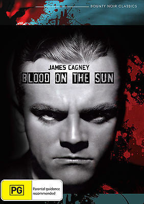 Blood on the Sun (1945) * James Cagney * All time classic film *