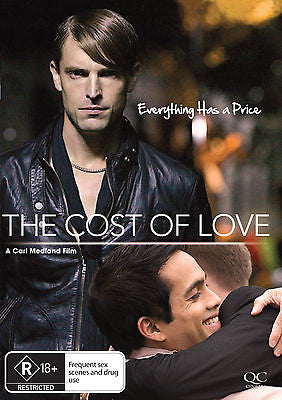 The Cost Of Love (DVD, 2011) * Queer Cinema *