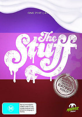The Stuff (1985) * Larry Cohen Cult Classic *