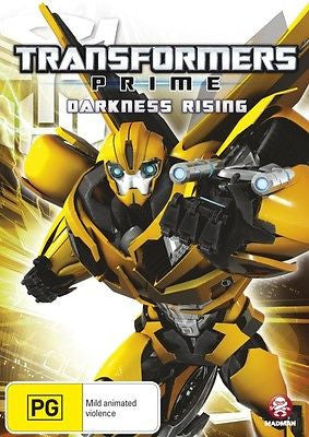 Transformers - Prime - Darkness Rising