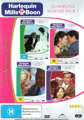 Harlequin - Mills & Boon: The Romance Series - Vol 2 *Quadruple Feature Pack 2*