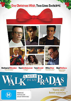 Walk A Mile In My Pradas (DVD, 2011) + Extras * Award Winning Queer Cinema *
