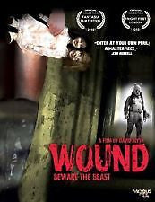 Wound: Beware The Beast (2012) + Extras *  Breaking Glass *