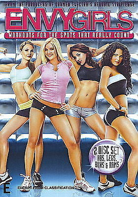 Envy Girls ( 2 DISC SET ) BRAND NEW REGION 4