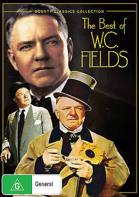 Best Of W.C. Fields : The Golf Specialist + The Fatal Glass of Beer + More