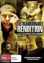 EXTRAORDINARY RENDITION -  DVD