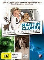 Martin Clunes' Animal Adventures - DVD BRAND NEW REGION 4 ( 3 DISC BOX SET )