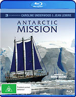 Antarctic Mission (Blu-ray,) Single Disc Edition