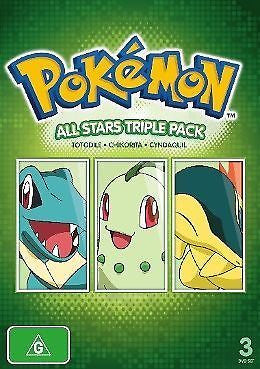 POKEMON ALL-STARS TRIPLE PACK
