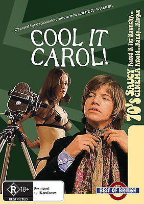 Cool it Carol (1970) * British Sex Comedy * Robin Askwith, Janet Lynn *