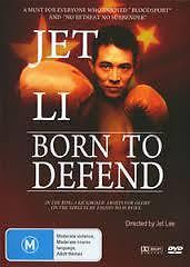 Born to Defend(1986)  * Directorial debut of Jet Li *
