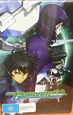 Mobile Suit Gundam 00 : Season 2 : Vol 1 *Limited Edition Collectors Box!*