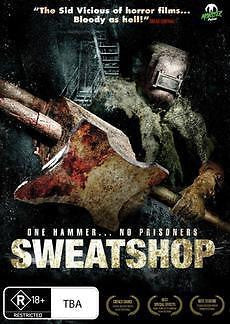 Sweatshop *Monster Pictures* *Multi-Award Winner!*