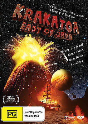 Krakatoa: East of Java (1969) * Oscar Nominated / Best Visual Effects *