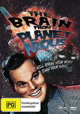 The Brain from Planet Arous * John Agar * Flying Killer Brains * Ultra Camp *