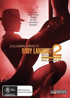 BODY LANGUAGE SEASON 2 DVD - 3 DISC SET (Like New)