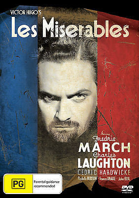 Les Miserable (1935) *Unmatched Original Classic* *Nominated for 4 Oscars*