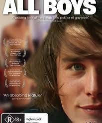ALL BOYS QC ( DVD)  NEW AND SEALED