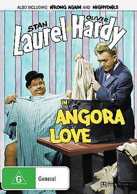 Laurel and Hardy in Angora Love (1929) + Extra Short Films!