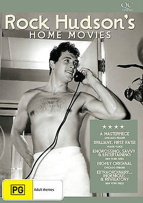 Rock Hudson's Home Movies (DVD, 2011) * Queer Cinema *