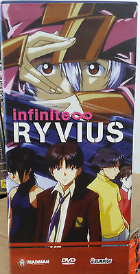 Infinite Ryvius : Volume 1, 2 ,4 & 5 - Collectors Box