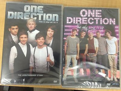 One Direction, This is how we do it +  The only way is up Double DVD Pack