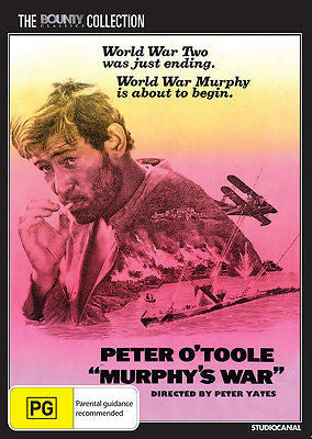 Murphy's War *Peter O'Toole* *Based on novel by Max Catto*