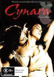 CYNARA: POETRY IN MOTION / NEW DVD