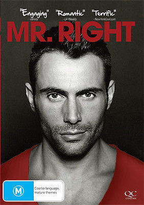 Mr. Right (DVD, 2011)