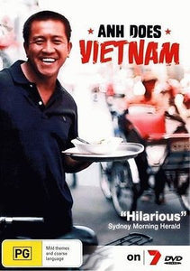 Anh Does Vietnam * Cooking / Travel TV Special *