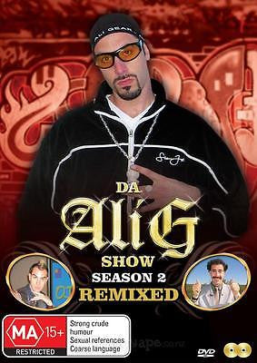 Da Ali G Show - Remixed : Season 2 (DVD, 2015, 2-Disc Set)