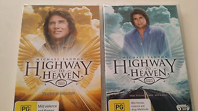 Highway to Heaven Season 2 + 3