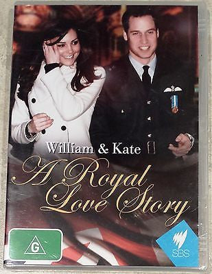 William & Kate - A Royal Love Story * SBS * MADMAN *