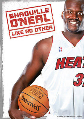 NBA: Shaquille O'Neal Like No Other