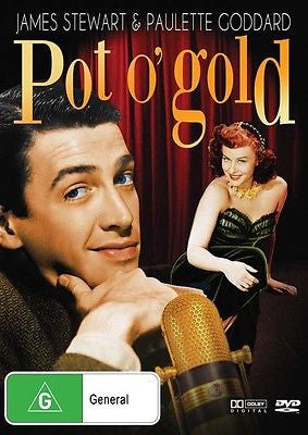 Pot O' Gold - Starring Jimmy Stewart & Paulette Goddard